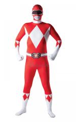 Kostým - Mighty Morphin Red Ranger 2ND Skin