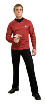 Kostým - Red shirt - deluxe - Star Trek™